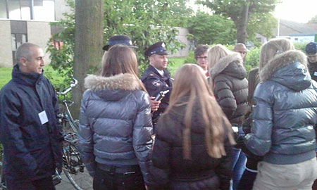 No Alcohol & No Drugs party in Jongerencentrum Mikado groot succes