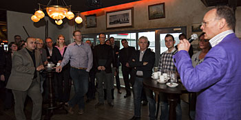 Open Coffee in Zwijndrecht